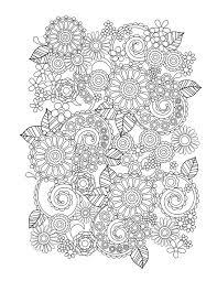 revolutionary flower coloring book designs i create books to stimulate creativity