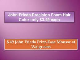 $2/1 l'oreal paris skincare or sublime bronze product. John Frieda Coupons