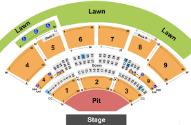St Joseph S Amphitheater Seating Chart St Josephs Health Amphitheater At Lakeview Tickets With No