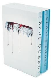 red queen 2 book hardcover box set enlarge book cover