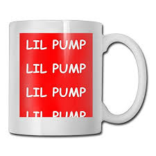 Office Logo Gifts Kagn Lil Pump Logo Coffee Mugs Tea Mug Office Staff Best Birthday Gift For Mom Great For Fathers Day Christmas Gifts For Husband Wife
