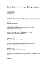Objective For Truck Driver Resume Beautiful Truck Driver Resume Objective Examples Ideas Example 95