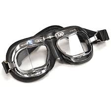 halcyon mark 49 black leather mask