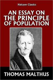 social darwinism timeline timelines an essay on the principle of population