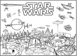 15 Beautiful Lego Star Wars Coloring Pages Coloring Page