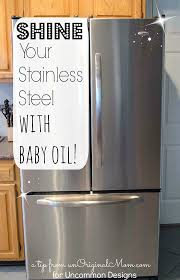 Non Stainless Steel Appliances Best 20 Cleaning Stainless Appliances Ideas On Pinterest Diy