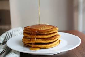 whole wheat pumpkin pancakes the scramble