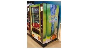 Healthy Vending Machine Companies Amazing New York Vending Companies Partner To Provide Healthy Snacks In