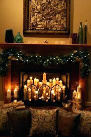 fireplace candle insert fireplace candle insert