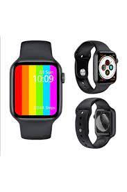 By mia W26+ Smart Watch 6 Plus Akıllı Saat Super Copy 2.nesil Yan Düğme  Döndürme Aktif Fiyatı, Yorumları - TRENDYOL