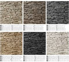 image of 4 8 faux brick wall panels