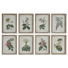 about this item on white flower wall art target with flower framed wall art natural 18 125 x13 75 8pk 3r studios target