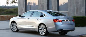 New 2017 Chevy Impala Changes Coming Soon