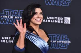 Gina Carano dropped from 'The Mandalorian' after 'abhorrent' and  'unacceptable' social media posts - MMA Fighting