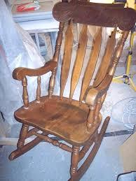 refinish rocking chair ing refinish old wood rocking chair