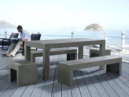 latest craze european outdoor furniture cement. European Patio Furniture Modern Design Concrete Dining Set Outdoor Brisbane . Latest Craze Cement