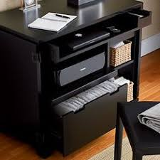 compact office. Simple Compact LR Printer  Office Storage Incognito Ebony Compact In Desks In D