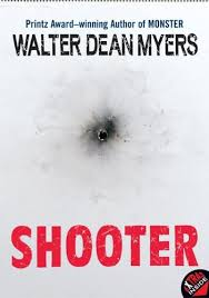 shooter by walter dean myers teen book review teen ink shooter by walter dean myers