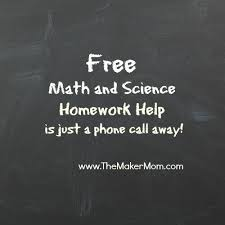 Free homework help for middle and high school students in math and science  Read more The Maker Mom