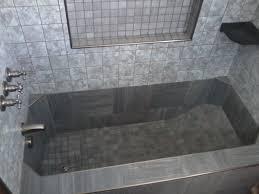 fancy tile bathtub 44 in home kitchen cabinets ideas with tile bathtub