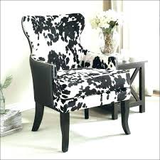 cow print chair cow print office chair cow print chair full size of cow print dining