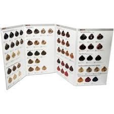 Fanola Colour Chart Kay Color Spacious Assortment Of Hair Dye