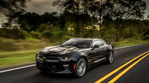 Camaro chevy camaro ss automatic : 12.3 seconds @ 116 mph; 2016 Camaro is fastest SS ever | Autoweek