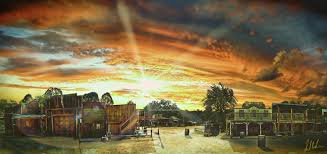 old wild west towns wallpapers