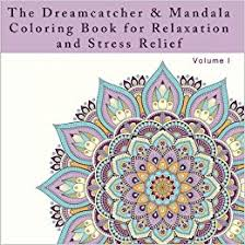Small Picture Amazoncom The Dreamcatcher and Mandala Coloring Book for