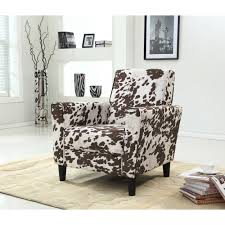 home office decor brown. Brown And White Cow Print Office Armchair For Attractive Home Decor