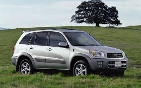2001 Toyota RAV4 - Information and photos - ZombieDrive