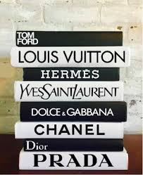 Designer Books Decor Adorable 32 Luxury Decorative Books Designer Books Tom Ford Louis Vuitton