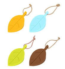 creative leaf shape baby safety silicone sliding glass door stops with hang rope