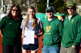 Cross Country Express: Sarah Griffith San Ramon Valley HS 400m runner  commits to UC Davis