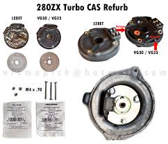 turbo distributor swap datsun garage 1982 datsun 280zx turbo wiring diagram at 280zx Turbo Wiring Diagram