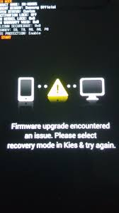 sm n firmware upgrade encountered an issue studio android galaxy note 3 sm 9005