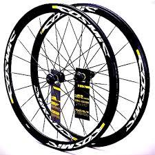 <b>Road</b> bike ultralight V <b>Disc Brake</b> Wheels 700c Cosmic <b>Elite</b> 40mm ...
