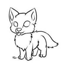 cute simple wolf drawing. Plain Wolf Th 299300 Story Drawing Drawing Stuff Ideas Throughout Cute Simple Wolf