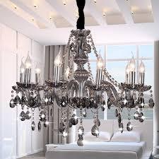 grey crystal chandelier portisheadkitchens co