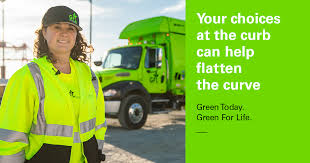 Waste Industries - Your choices at the curb can help flatten the ...