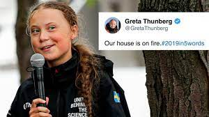 Greta Thunberg Does The #2019in5words Challenge Right - Culture