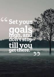 Goals Quotes Beauteous 48 Best Quotes About Goals Goals Quotes QuotesOnImages