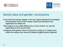 class essays social class essays