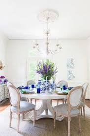take a tour of this jewel box of a home french country dining roomblue