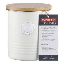 <b>Емкость для хранения сахара</b> Living белого цвета — купить по ...