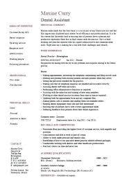 Dentist Resume Mesmerizing Dental Resume Template Medicinabg