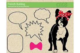All of these bulldog basketball resources are for free download on yawd. French Bulldog Svg Vector Graphic By Crafteroks Creative Fabrica Bulldog French Bulldog Svg