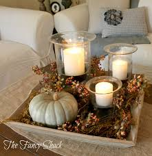 30 Pretty Candle Decoration Ideas for Thanksgiving | Autumn, Fancy ...