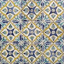 painted tile designs. Coquet Multi Painted Tile Designs