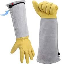 adjustable cuff goatskin leather elbow